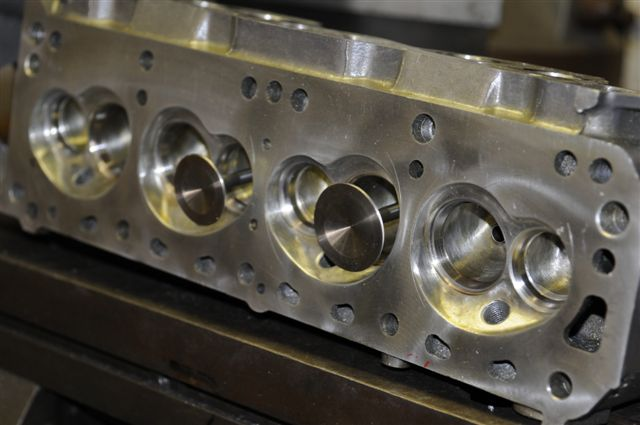 DATSUN 510 V912 CYLINDER HEAD - RACING ON THE CHEAP